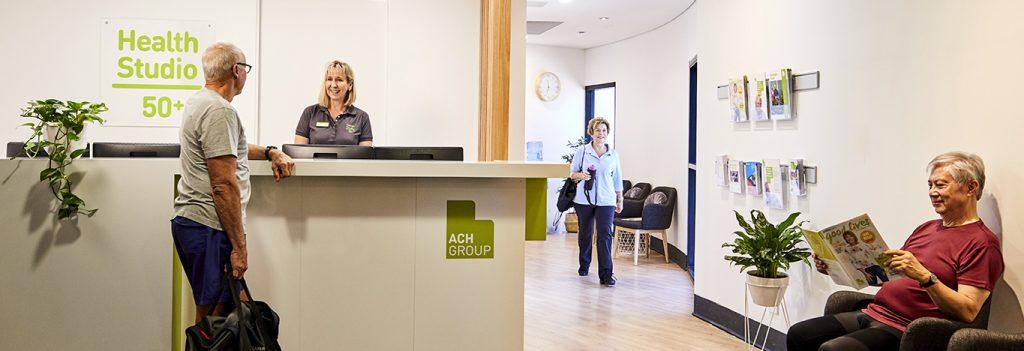 Health Studio 50+ ACH Group