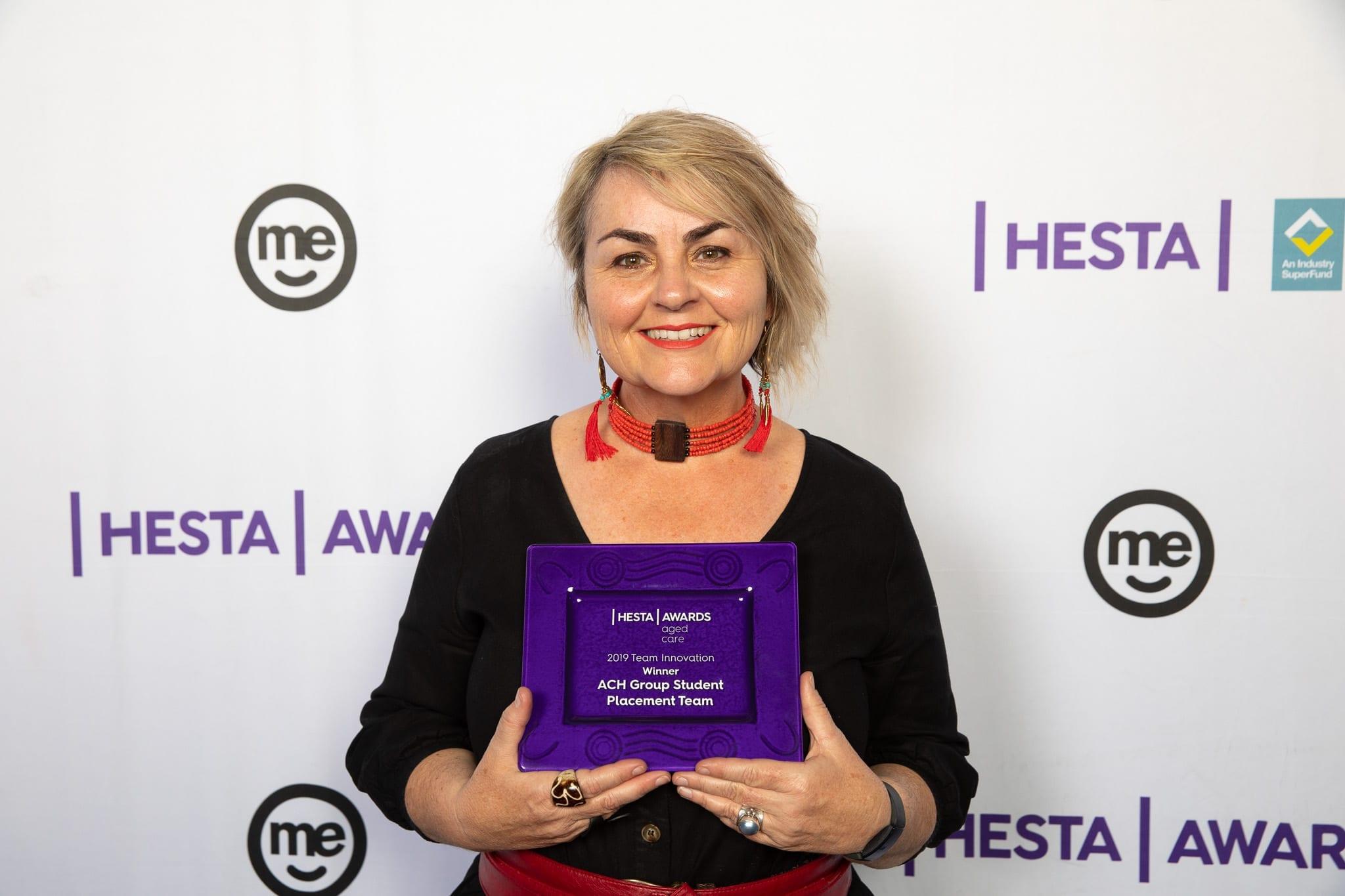 hesta innovation winner