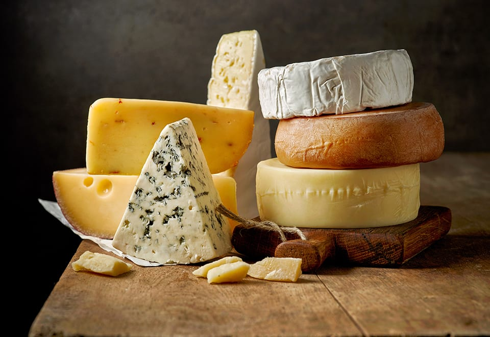 Reduce the risk of dementia by cutting back on cheese