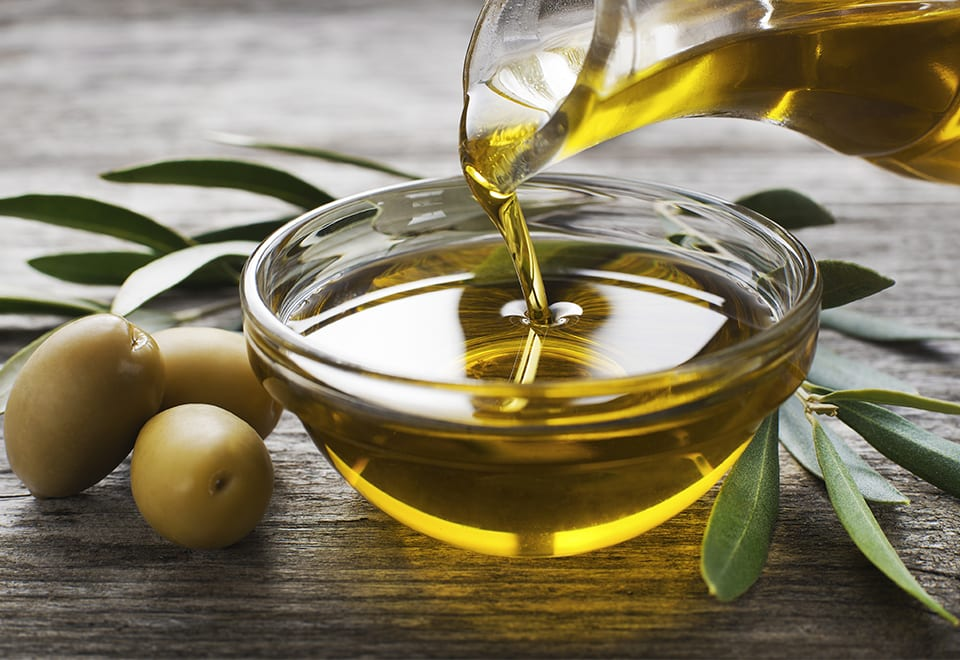 Olive oil helps reduce the risk of dementia