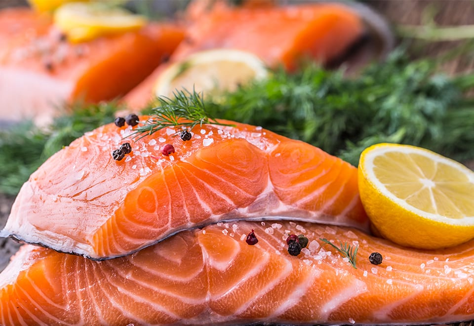 Seafoods help reduce the risk of dementia