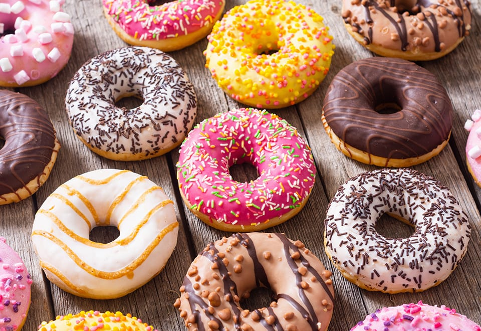 Cut back on sugar and sweets to reduce the risk of dementia