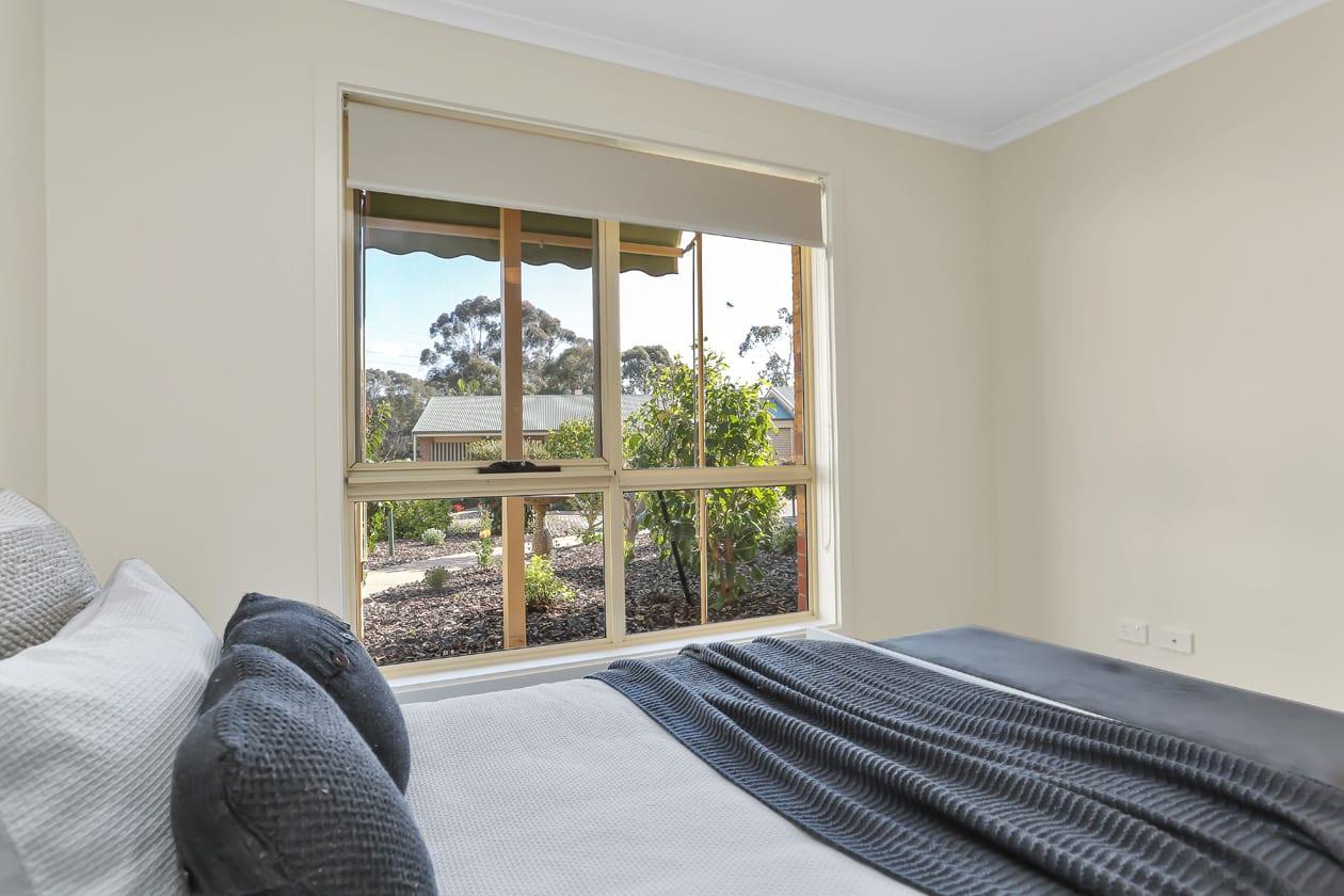 Salisbury retirement living bedroom