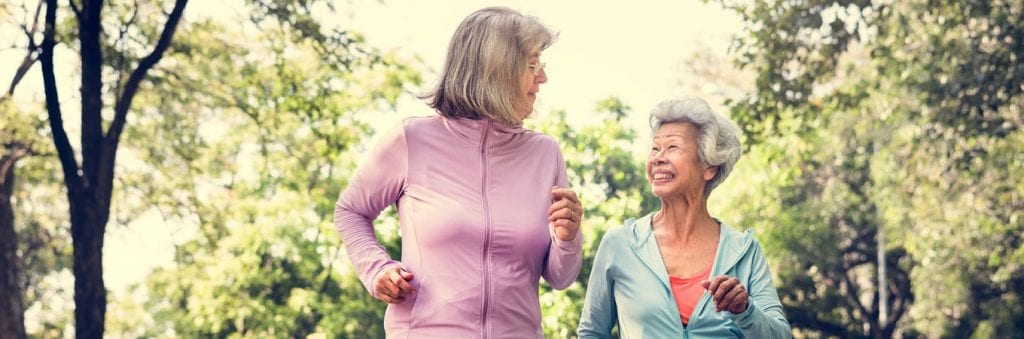 Walking is beneficial for your overall health and wellbeing