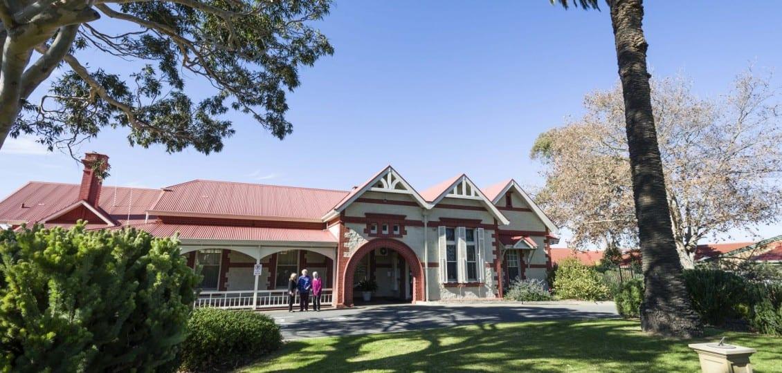 glenelg retirement home