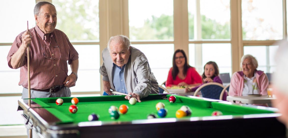 hope-valley-retirement-residential-care-home-pool-table