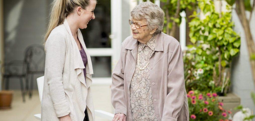 rostrevor nursing home visiting families