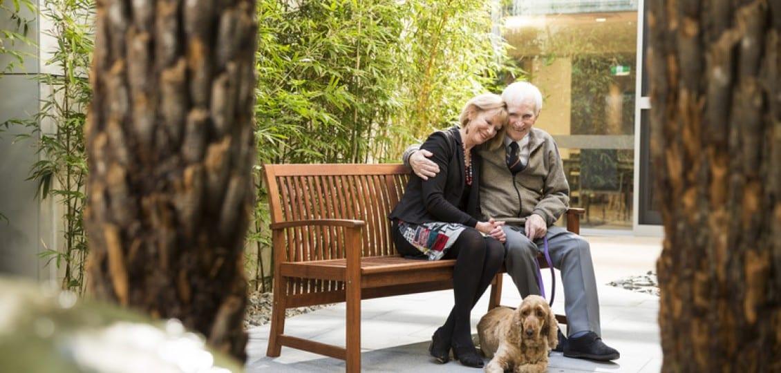 vita daw park aged care residents