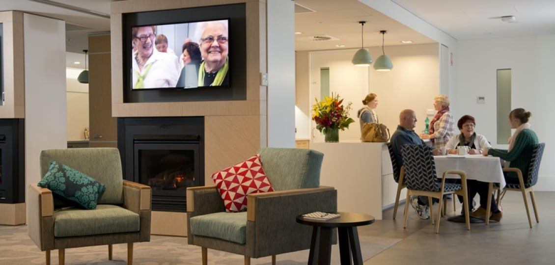 vita daw park nursing home lounge