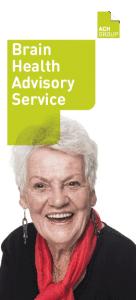 brain-health-advisory-service