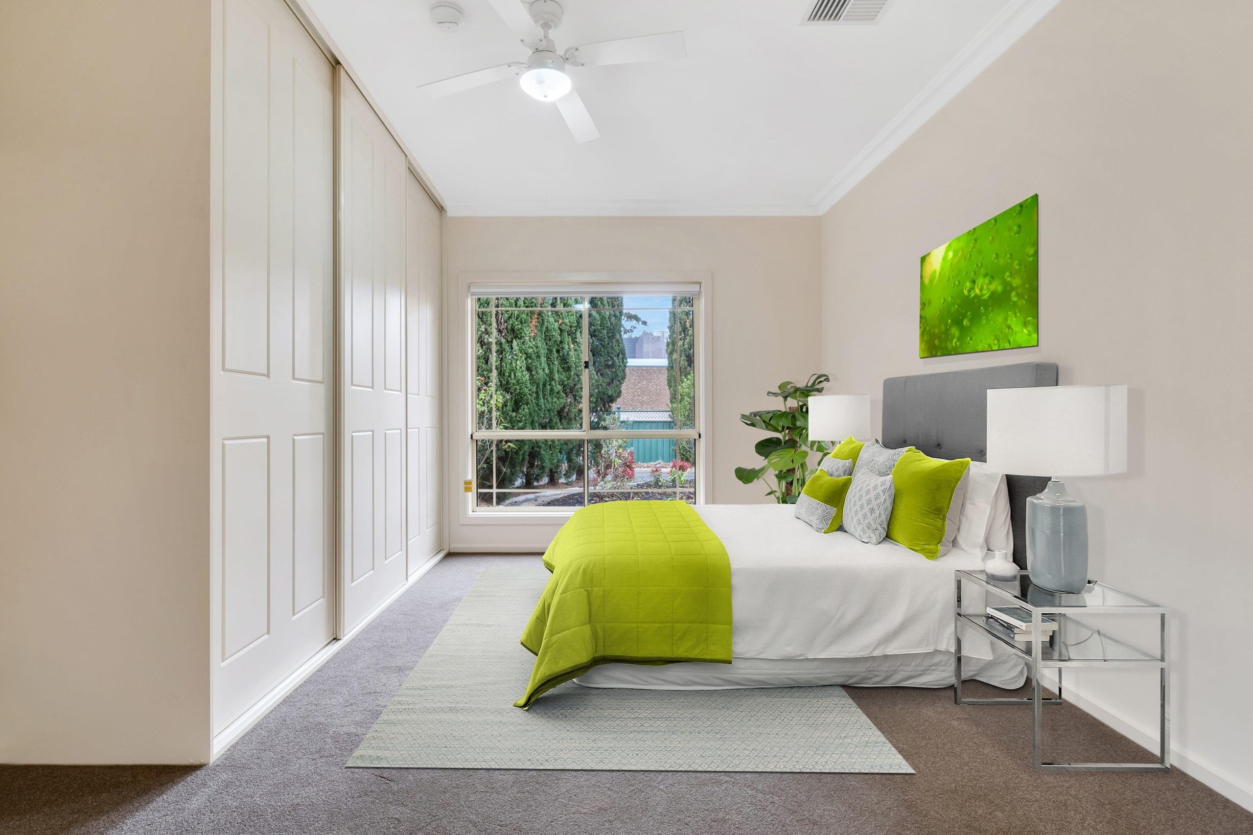 U4 Main Rd - Main Bedroom (furnished)