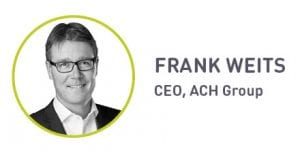 ACH Group CEO Frank Weits