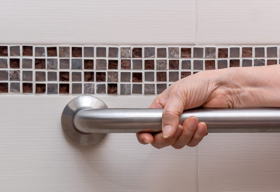 Falls proof your home to prevent falls