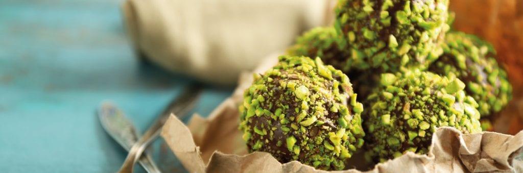 Chocolate bliss balls recipe