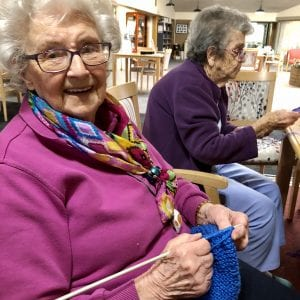 Knitting project ACH Group