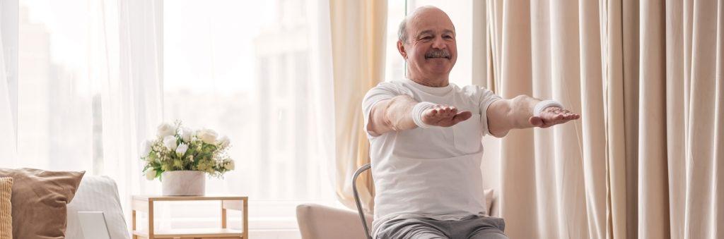 post stroke exercises