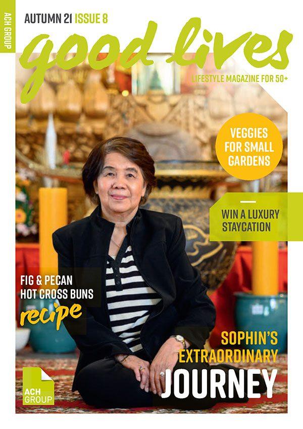 Good Lives magazine Autumn