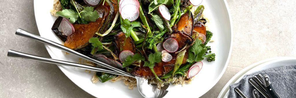 Spring barbecue salad Callum Hann