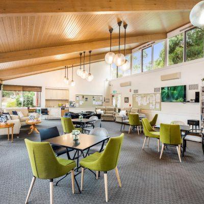 Inside Community Centre 2