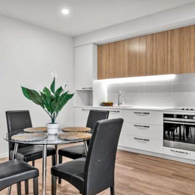 Spence on Light kitchen