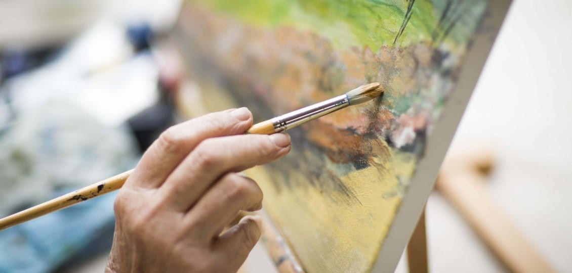 Yankalilla Residential Care Home art class