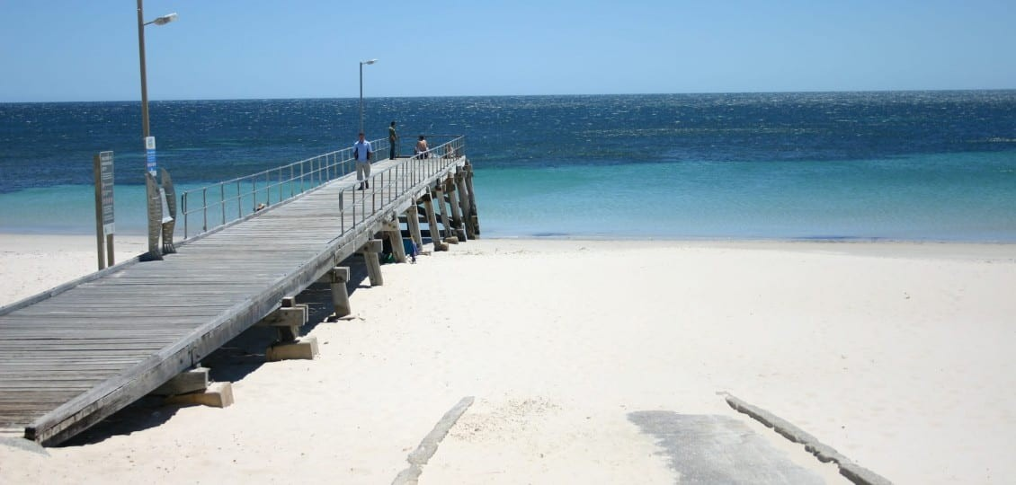 Yankalilla Residential Care Home beach