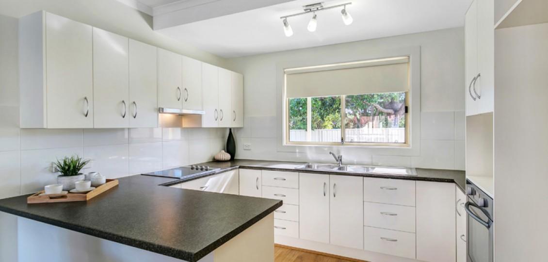 Glynde retirement living living modern kitchen