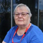 Ach group exchange member: Anne Biggins