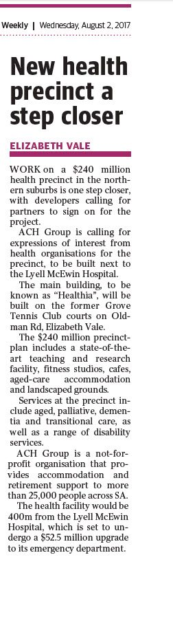 Media Coverage | ACH Group