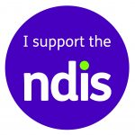 ach group supports the ndis icon