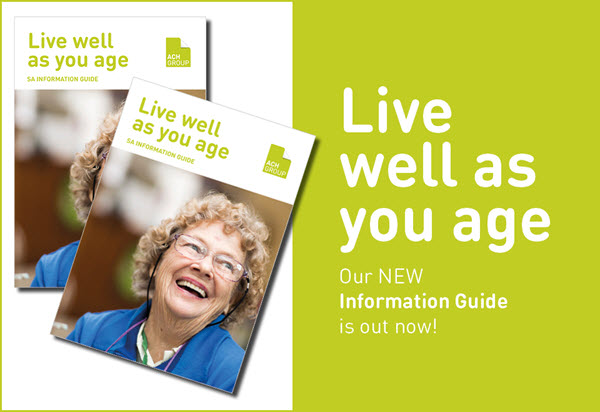 live well as you age graphic