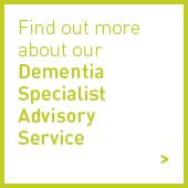 dementia specialist advisory service icon