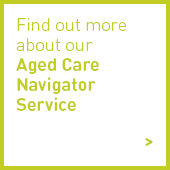 aged care navigator service icon
