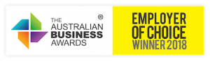 australian business awards logo