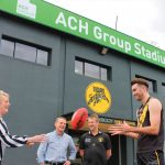 ACH good lives ACH group stadium