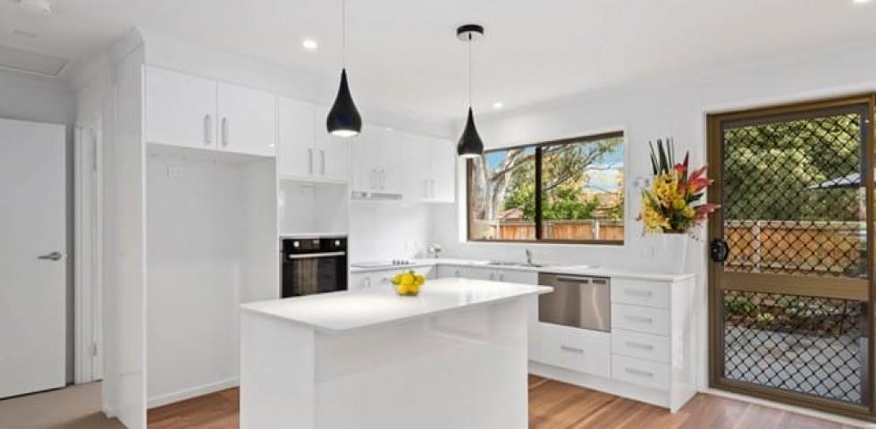St Thomas Adelaide Retirement Village kitchen