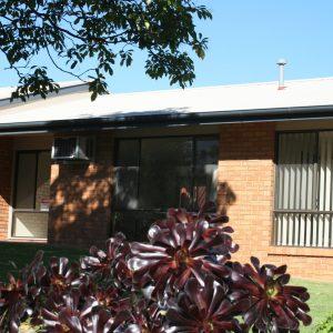 front view morphett vale retirement living unit