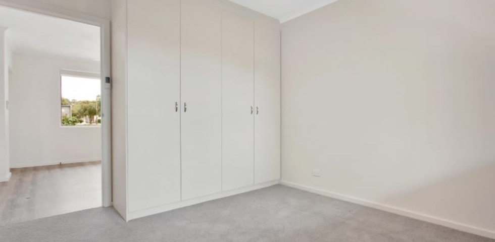 ACH Group Campbelltown retirement living unit empty bedroom