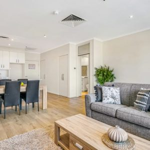 Unit 10 Kapara Mews in Glenelg - Lounge