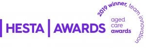 hesta awards logo