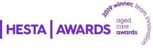 hesta awards logo