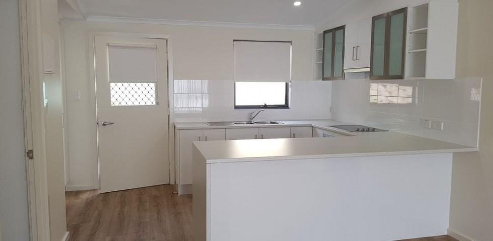 Marden retirement living unit kitchen