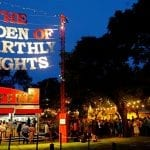 ACH Group Adelaide Fringe Garden of unearthly delights banner