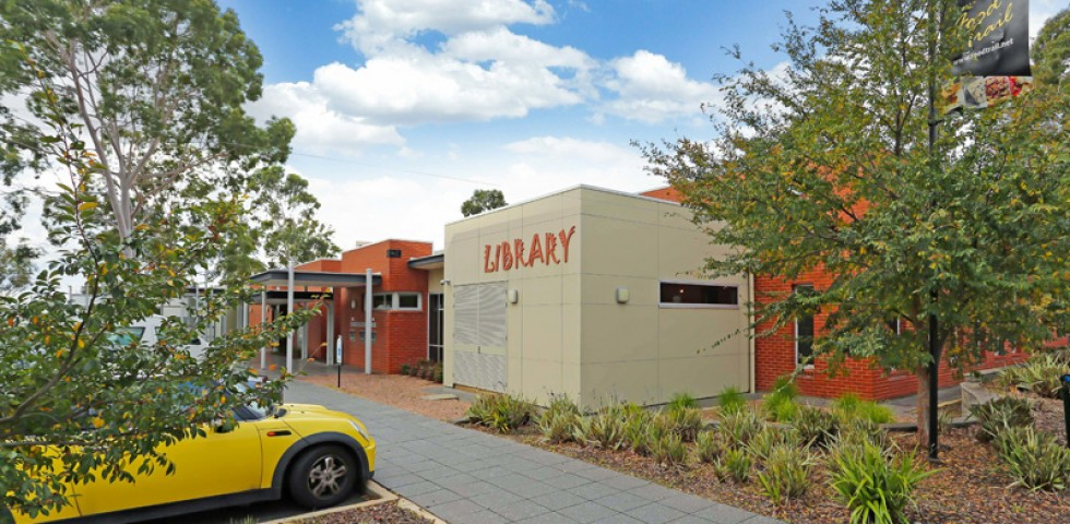 Campbelltown Library