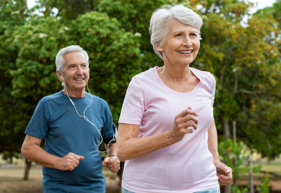 Keeping active helps you prevent diabetes