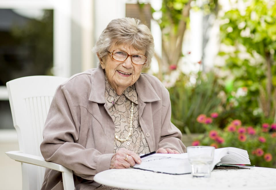 You can live a good life in a nursing home