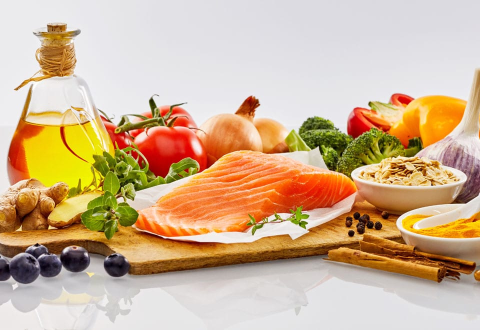 Eat well to reduce the risk of dementia