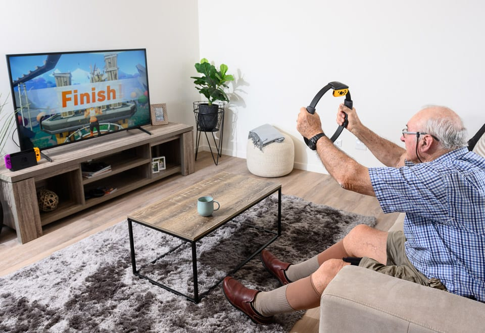 Video games have a positive effect on spatial navigation, perception, and memories
